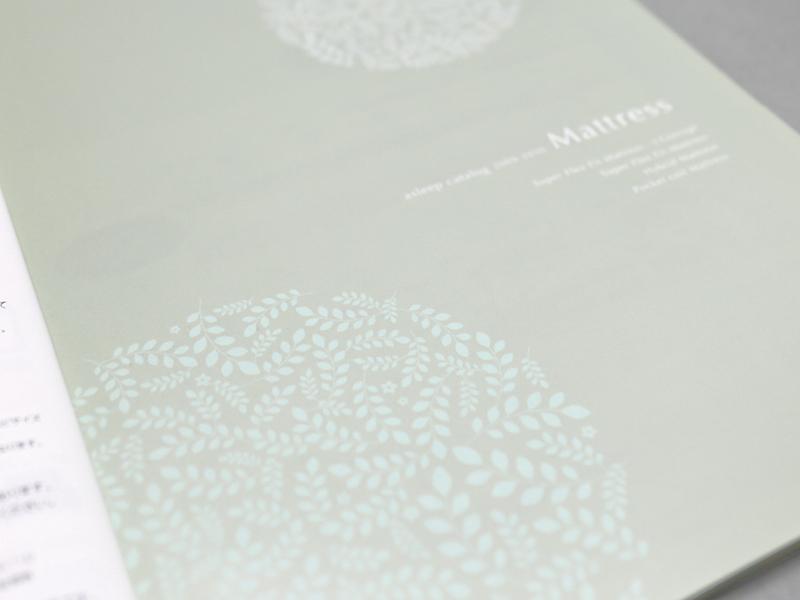 BED LIFE DESIGN ベッドコレクションカタログ