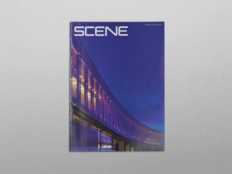 情報誌 SCENE増刊号